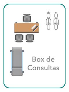 Box d Consultas Hospital de Simulación UNAB
